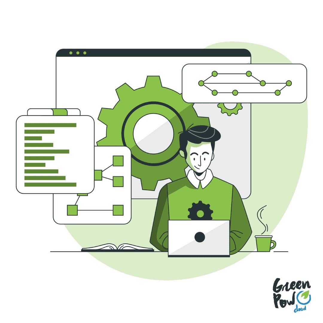 Greenpow cloud - actualizaciones de wordpress
